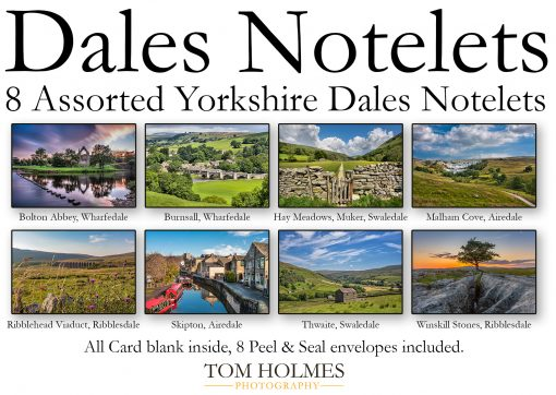 Yorkshire Dales Notelet Pack information