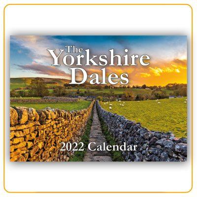 2022 Yorkshire Dales Calendar